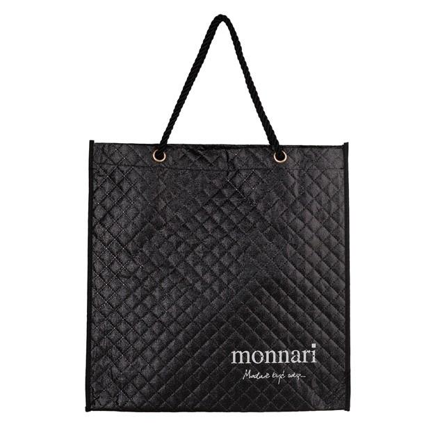 Monnari - Torba na ramię - Czarna (BAG0020-020)