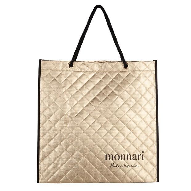 Monnari - Torba na ramię - Złota (BAG0020-023)