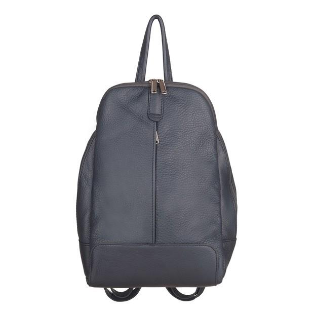 Skórzany plecak grafitowy (TS-5882-03)