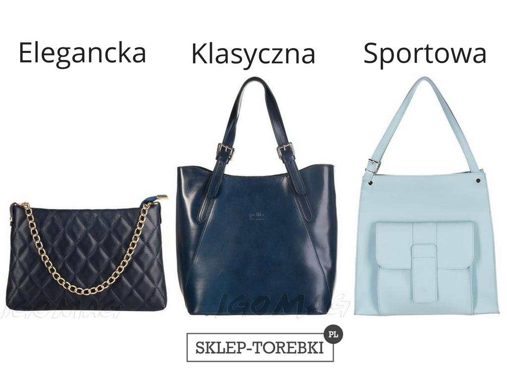 c1d5f11e0a51a 3 główne zasady dobierania torebki / Blog sklep-torebki.pl