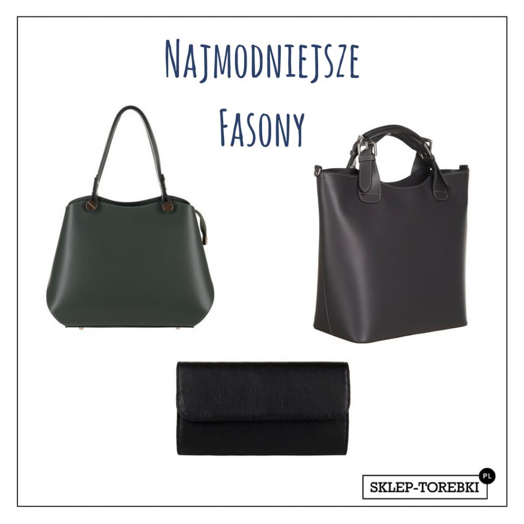 6370ddc43ed58 Fasony i kolory torebek – trendy 2018   Blog sklep-torebki.pl
