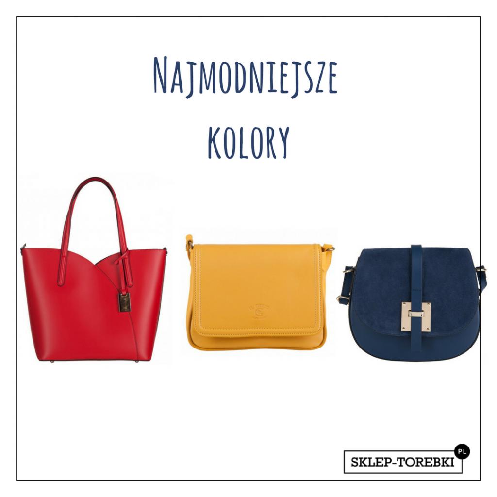 a47bd6c6e4261 Fasony i kolory torebek – trendy 2018   Blog sklep-torebki.pl
