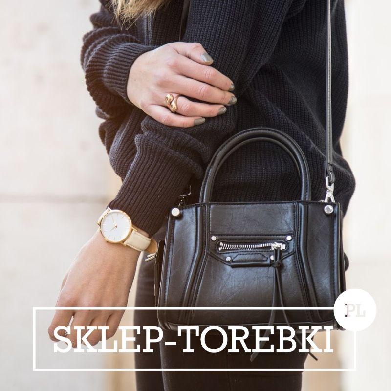 Dlaczego kochamy czarne torebki?