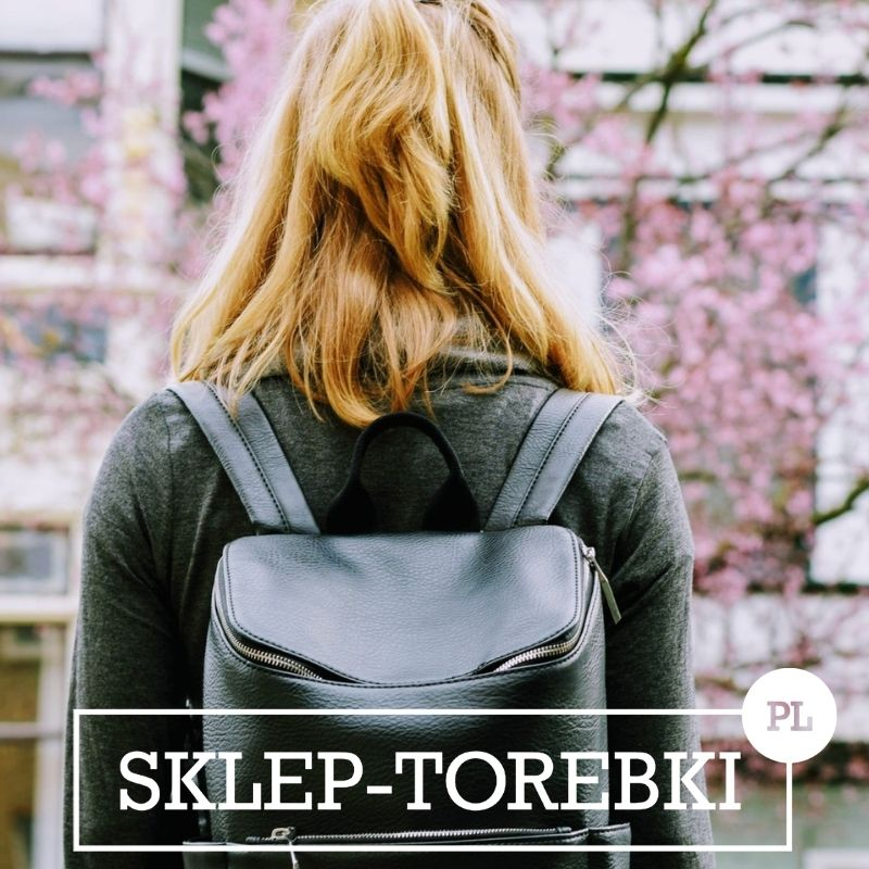 Czarny skórzany plecak – dodatek, który podkręci każdą stylizację